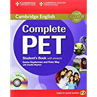 Complete PET for Spanish Speakers Student