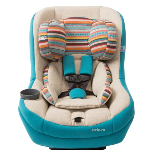Maxi-Cosi Pria 70 Convertible Car Seat, Bohemian Blue (Discontinued by Manufacturer)