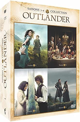 Outlander-Saisons 1, 2, 3, 4