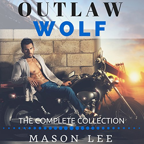 Outlaw Wolf: The Complete Collection audiobook cover art