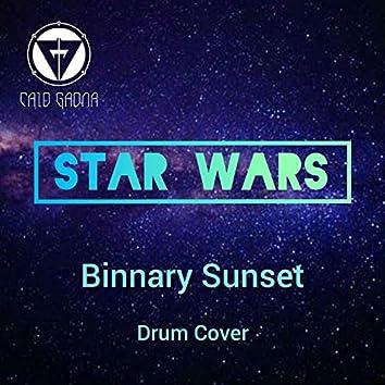 Star Wars (Binnary Sunset) [Drum Cover]