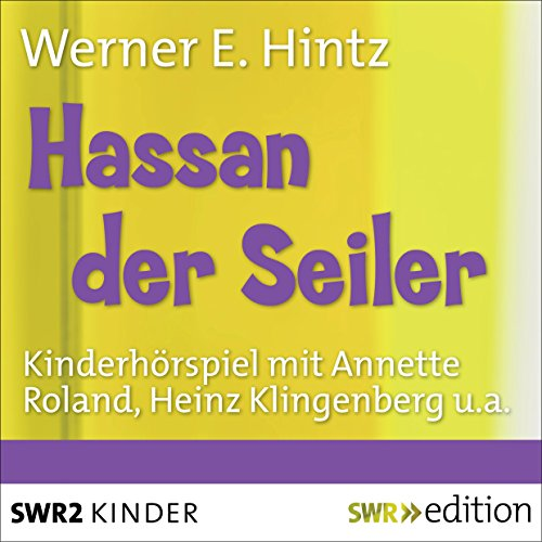Hassan, der Seiler  By  cover art