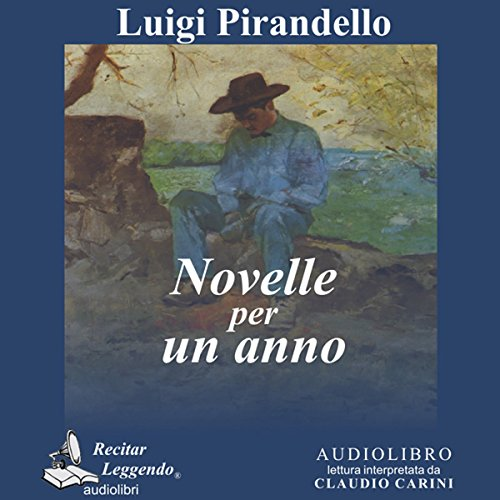 Novelle per un anno [Short Stories for a Year] audiobook cover art