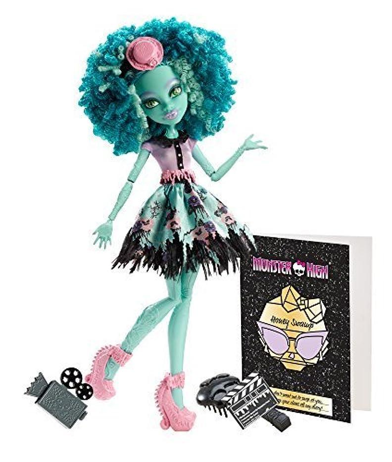 楽しませる大破ウェイド輸入モンスターハイ人形ドール Monster High Frights, Camera, Action! Honey Swamp Doll [並行輸入品]