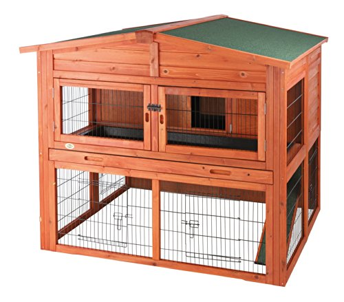 Trixie Rabbit Hutch Assembly Instructions