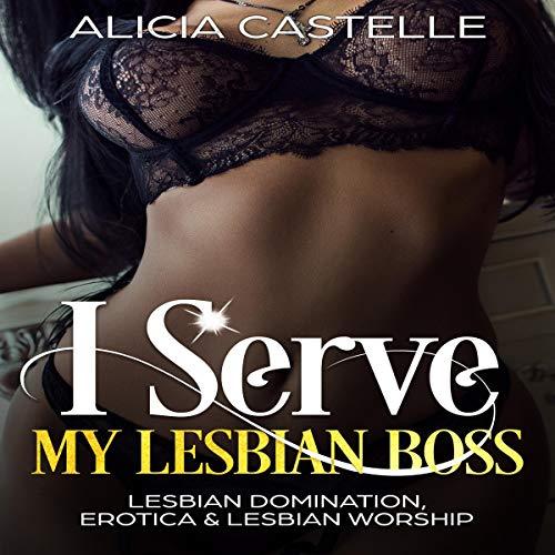I Serve My Lesbian Boss cover art
