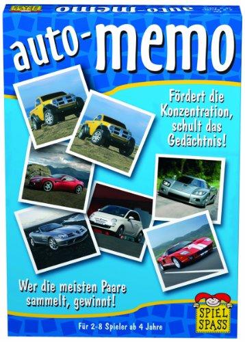 Spielspass Verlag 10043 - Auto - Memo