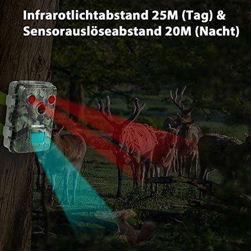 Victure Wildkamera HC200 16MP Erfahrungen & Preisvergleich