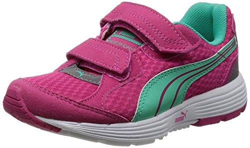 Puma - Zapatillas para deportes de exterior para hombre, color Violeta, talla 30