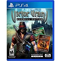 Victor Vran Overkill Edition PlayStation 4 ビクターヴランオーバーキル版プレイステーション4ビデオゲーム 北米英語版 [並行輸入品]