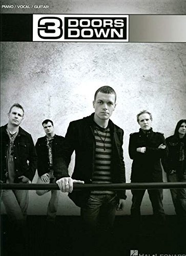 3 Doors Down: Piano/ Vocal/ Guitar