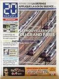 20 MINUTES [No 2055] du 25/05/2011 - AFFAIRE STRAUSS-KAHN - LA DEFENSE APPLIQUE LA LOI DU SILENCE - LES NOUVELLES VOIES DU GRAND PARIS - LE DEMONTAGE DES PANNEAUX AVERTISSEURS DE RADARS SUSPENDU - LES FRAIS LIES AUX CARTES BANCAIRES TROP CHERS - GRIMSVOTN - LE NUAGE VOLCANIQUE ARRIVE SUR LA FRANCE ROLAND-GARROS - RAFAEL NADAL