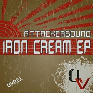 Iron Cream  EP