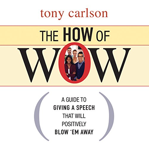 Couverture de The How of Wow