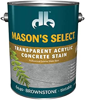 Duckback Products DB-6040-4 Stone Concentrate Stain, Brown
