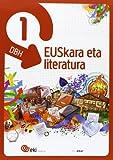 EKI DBH 1. Euskara eta Literatura 1 (Pack 3) (EKI 1) - 9788415586081