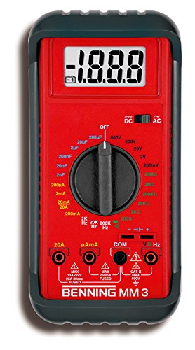 Benning MM 3 Digital-Multimeter 044029