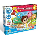 Science4you-Science4you – Descubre Los 5 Sentidos – Juguete Científico y Educativo, Multicolor, 4 Años (80002461)