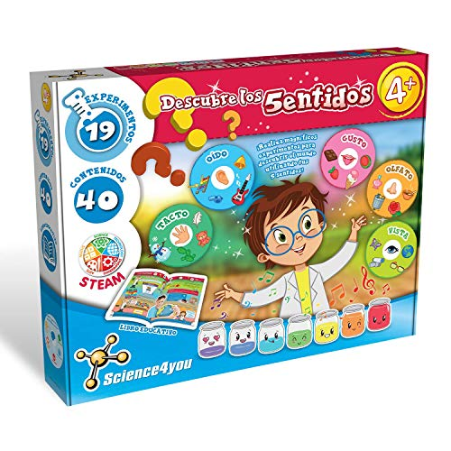 Juegos Educativos Cientifico Marca Science4you