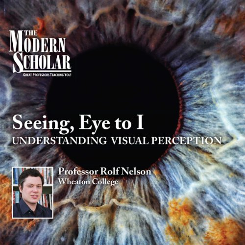 The Modern Scholar: Seeing, Eye to I audiobook cover art