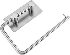 PrimeMatik - Paslanmaz çelik tuvalet kağıdı için tuvalet kağıdı tutucusu
