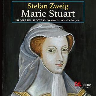 Couverture de Marie Stuart