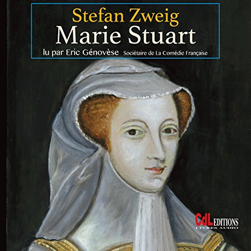 Marie Stuart audiobook cover art