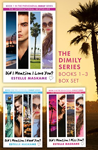 The Did I Mention I Love You? Trilogy: Box Set of the Phenomenal DIMILY Series (The DIMILY Trilogy Books 1–3) (English Edition)
