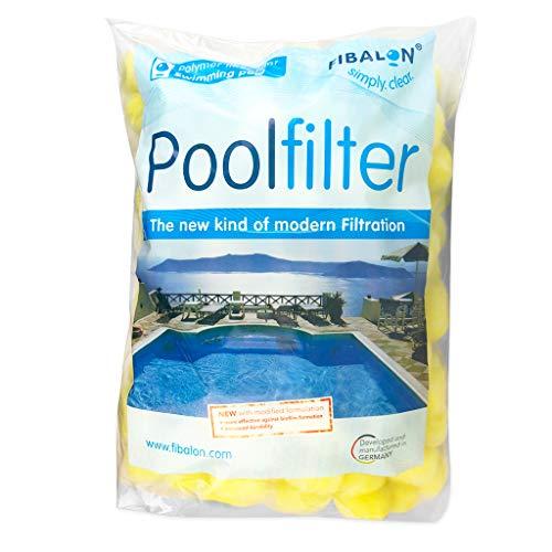 FIBALON POOL Matériau filtre pour filtre à sable 350 g