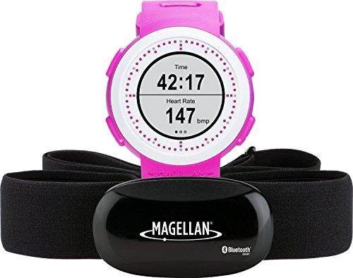 Magellan TW0204SGHNA Echo Fit Reloj Deportivo Inteligente con Seguimiento del sueño y Monitor de frecuencia cardíaca, Bluetooth Smart (Rosa)