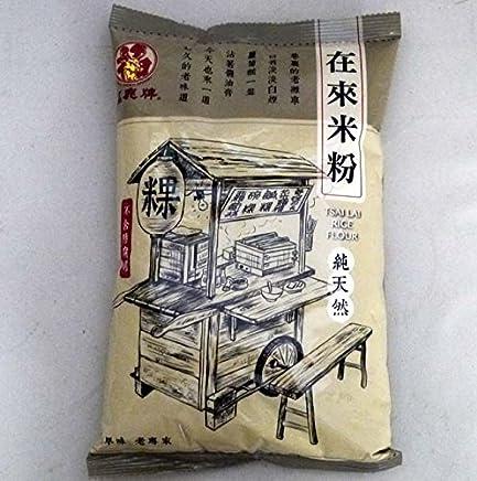 福鹿牌 在來米粉600g/袋【在来米粉】台湾産米の粉