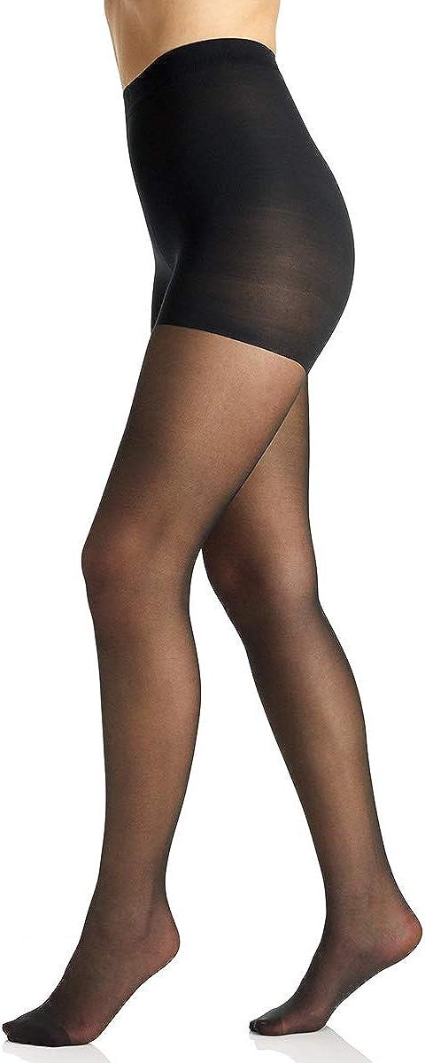 Berkshire womens Silky Extra Wear Sheer Control Top Pantyhose - Sandalfoot 4527