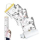 HIFOT medidor altura niños pared unicornio, Gráficos de crecimiento infantil metros de medir...