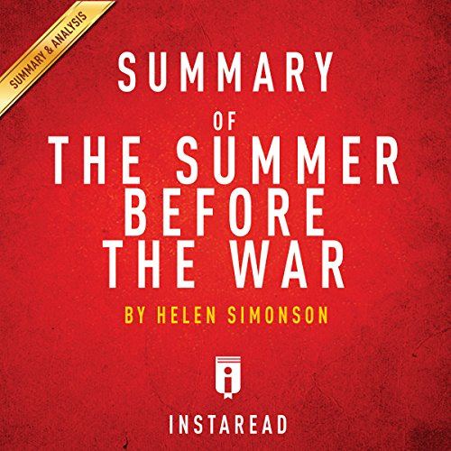 Summary of The Summer Before the War by Helen Simonson | Includes Analysis audiobook cover art