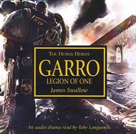GARRO: LEGION OF ONE By Swallow, James (Author) Compact Disc on 17-May-2011