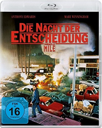 Die Nacht der Entscheidung - Miracle Mile [Blu-ray]
