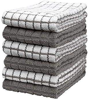 Best kitchen hand towels cotton Reviews