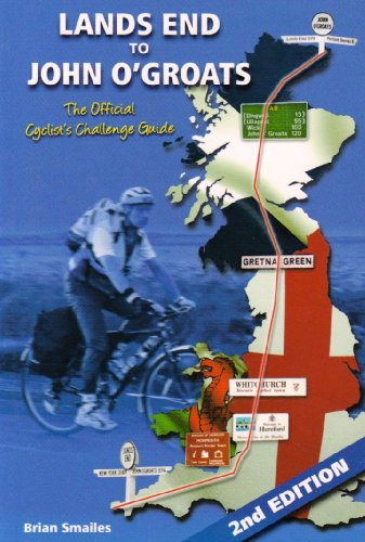 Price comparison product image Lands End to John O' Groats: The Official Cyclists Challenge Guide