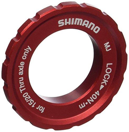 SHIMANO Ecrou Center-Lock pour Roue Avant 20mm