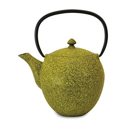 Berghoff Teekanne, Gusseisen, gelb, 0 cm
