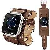 Happytop - Bracelet cuir 23mm - Bracelet de rechange - Lanière de montre pour...