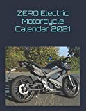 ZERO Electric Motorcycle Calendar 2021