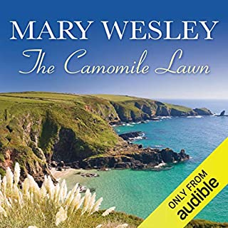 The Camomile Lawn                   By:                                                                                                                                 Mary Wesley                               Narrated by:                                                                                                                                 Carole Boyd                      Length: 9 hrs and 18 mins     135 ratings     Overall 4.4