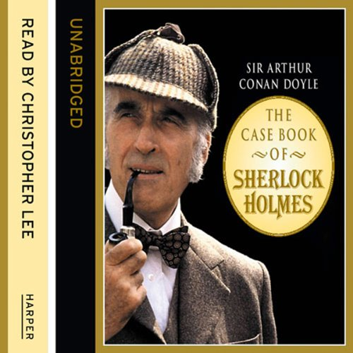 The Casebook of Sherlock Holmes cover art