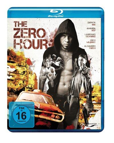 The Zero Hour [Blu-ray]