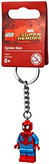 LEGO Spider-Man Marvel Super Heroes Keyring (853950)
