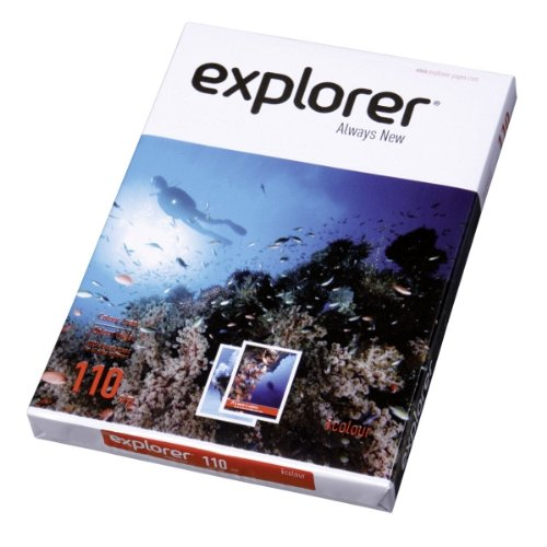EXPLORER - Papel blanco multiusos...