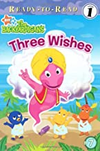 Three Wishes (Backyardigans Ready-To-Read, Level 1)