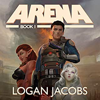 Arena                   By:                                                                                                                                 Logan Jacobs                               Narrated by:                                                                                                                                 Joshua Story                      Length: 8 hrs and 55 mins     328 ratings     Overall 4.7