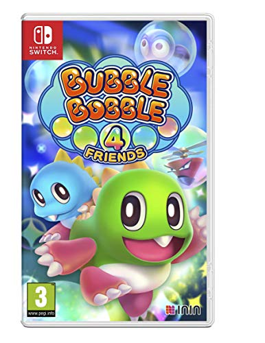 Bubble Bobble 4 Friends (Standard Edition) for Nintendo Switch [Importación inglesa]
